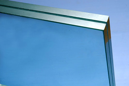 Building Laminated glass