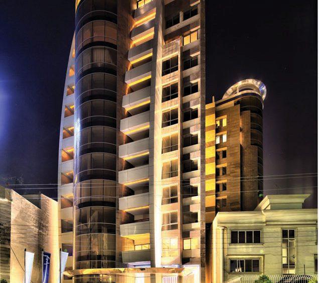 برج آرمیتاژ