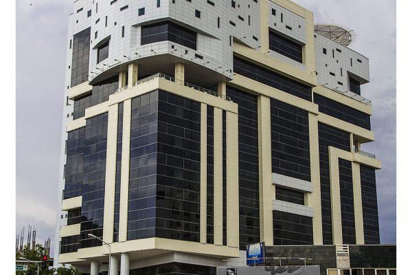 پروژه تجاری اداری بانک مهر اقتصاد