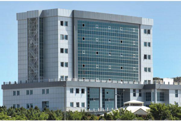 ساختمان برق منطقه ای