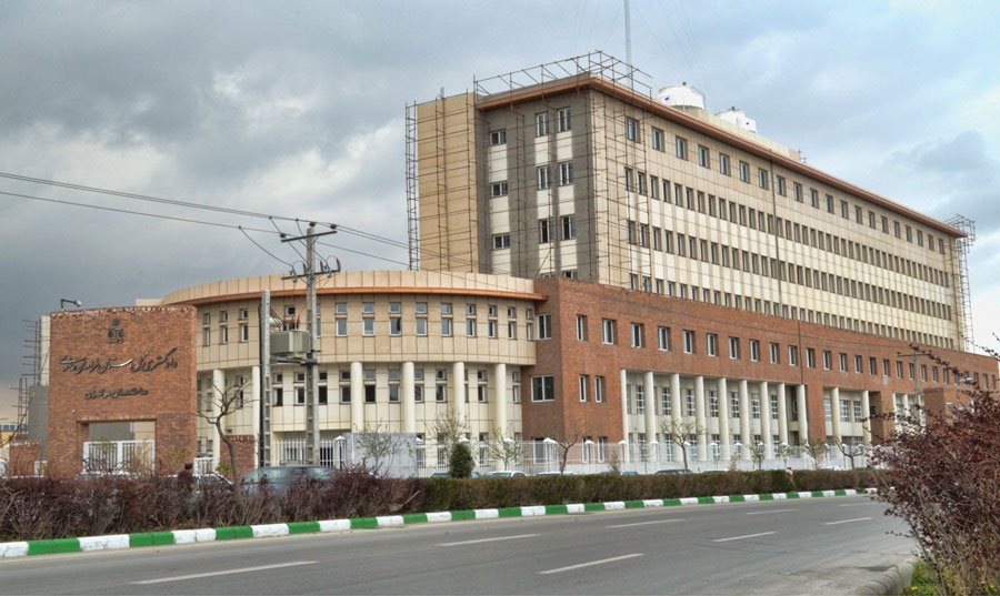ساختمان دادگستری
