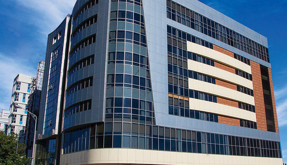ساختمان مرکزی موسسه میزان