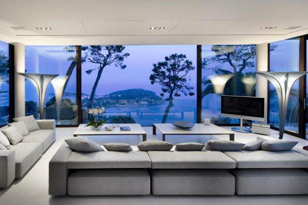 شیشه دوجداره ساختمانی