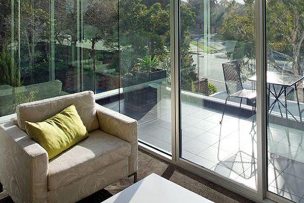 شیشه دوجداره کاهش دهنده مصرف انرژی-Sunergy