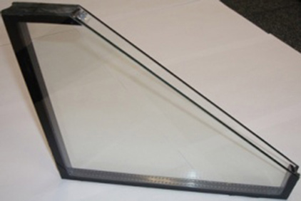 Double glazing glass